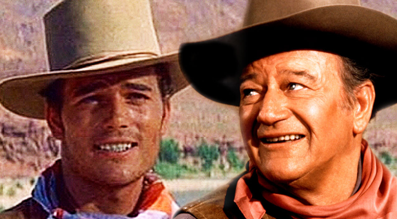 John wayne Songs | John Wayne's Son, Patrick Wayne, Remembers His Father Through Four Of His Greatest Movies! | Country Music Videos