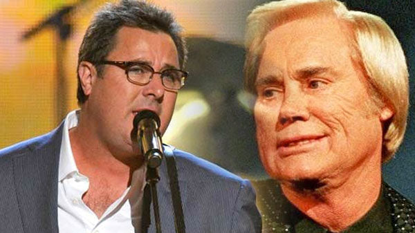 Vince gill Songs   Vince Gill Covers George Jones
