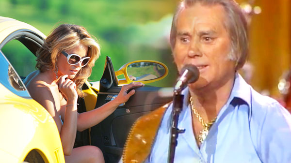George jones Songs | George Jones - The One I Loved Back Then (The Corvette Song) (LIVE!) (WATCH) | Country Music Videos