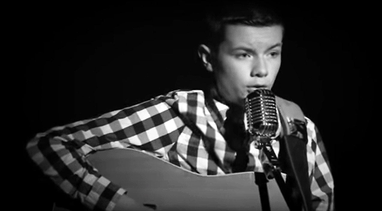 George jones Songs | Irish Boy Gives Fantastic Cover Of George Jones' Ballad 'Who's Gonna Fill Their Shoes' | Country Music Videos