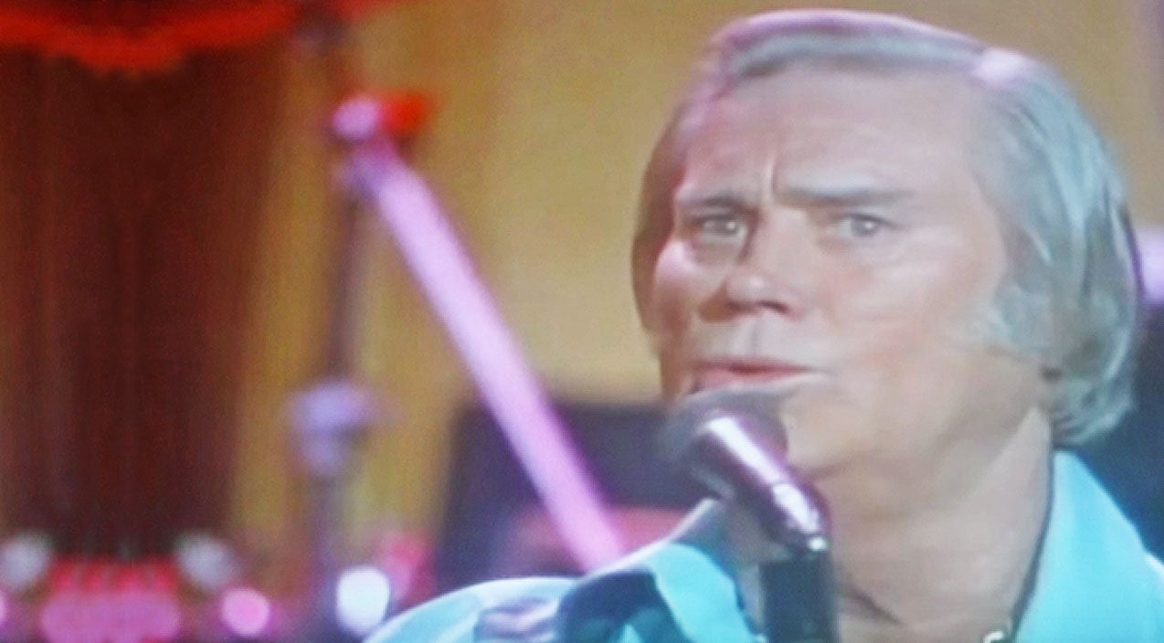 George jones Songs | George Jones Captivates Audience With Poignant 'Who's Gonna Fill Their Shoes' Performance | Country Music Videos