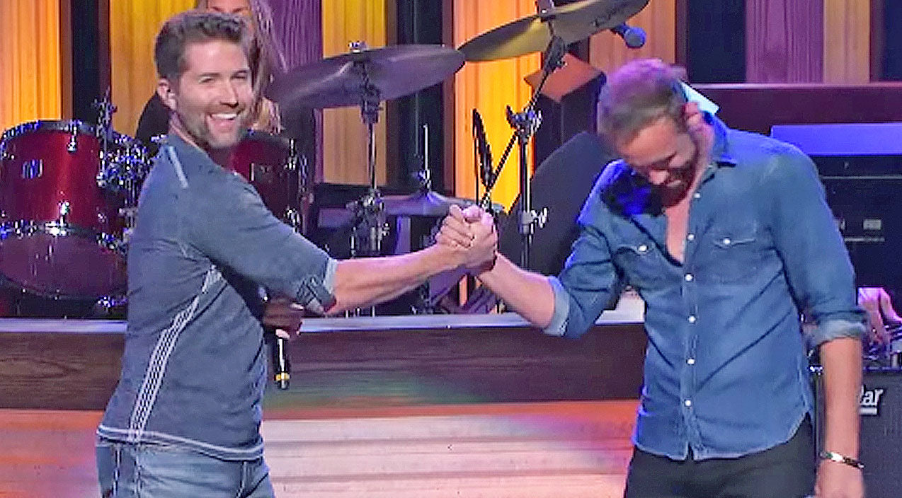 Modern country Songs | Unsuspecting Country Singer Gets The Surprise Of A Lifetime By His Idol, Josh Turner | Country Music Videos