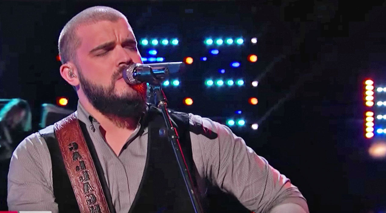 Zac brown band Songs | 'Voice' Contestant Sings Heart Out With Cover Of Zac Brown Band's 'Colder Weather' | Country Music Videos
