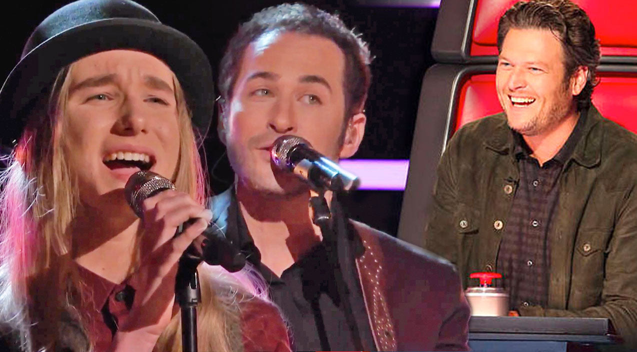 Blake shelton Songs | Joshua & Sawyer Deliver Fantastic Rendition of 'Drift Away' on The Voice (VIDEO) | Country Music Videos