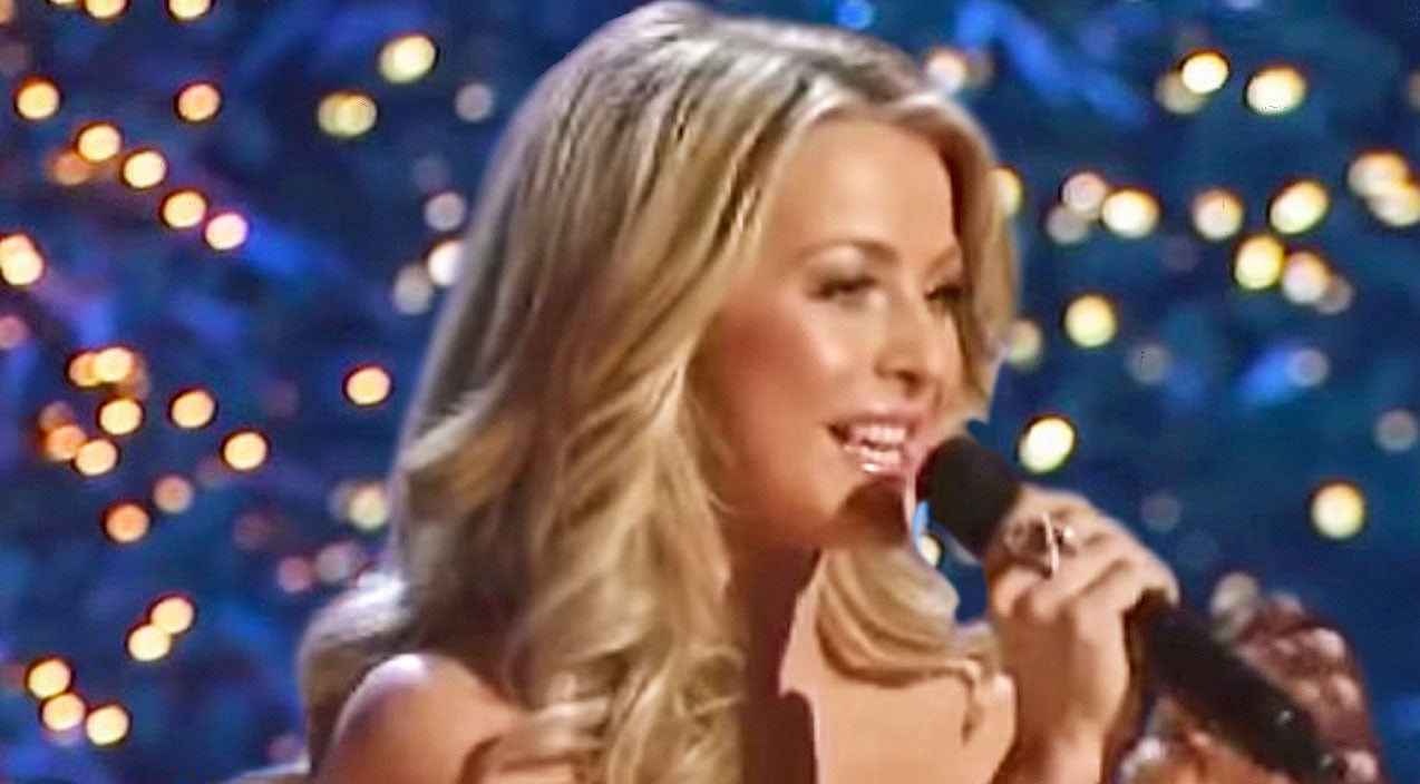 Modern country Songs | Julianne Hough Delights With Cheerful Cover Of Christmas Classic | Country Music Videos