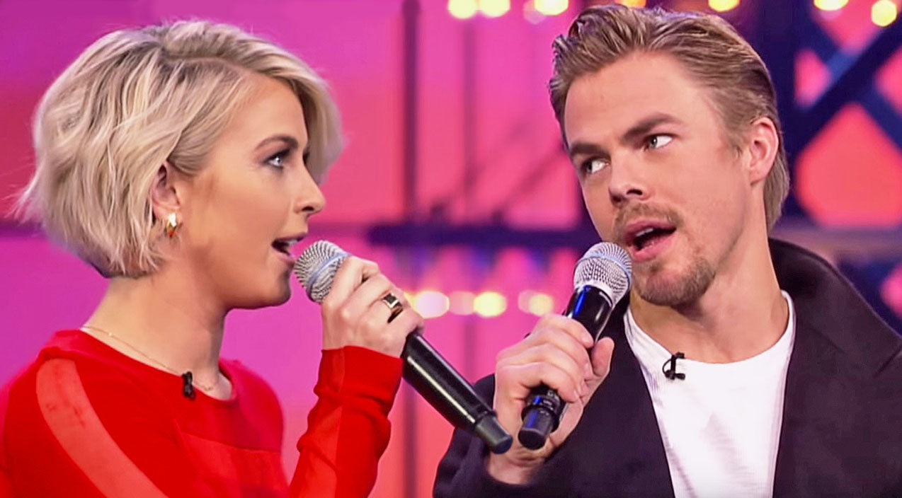 Modern country Songs | Julianne & Derek Hough Square Off In Hysterical Lip Sync Battle | Country Music Videos