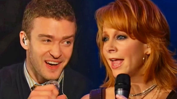 Reba mcentire Songs | Reba McEntire with Justin Timberlake - The Only Promise That Remains (Live, Oprah 2007) | Country Music Videos