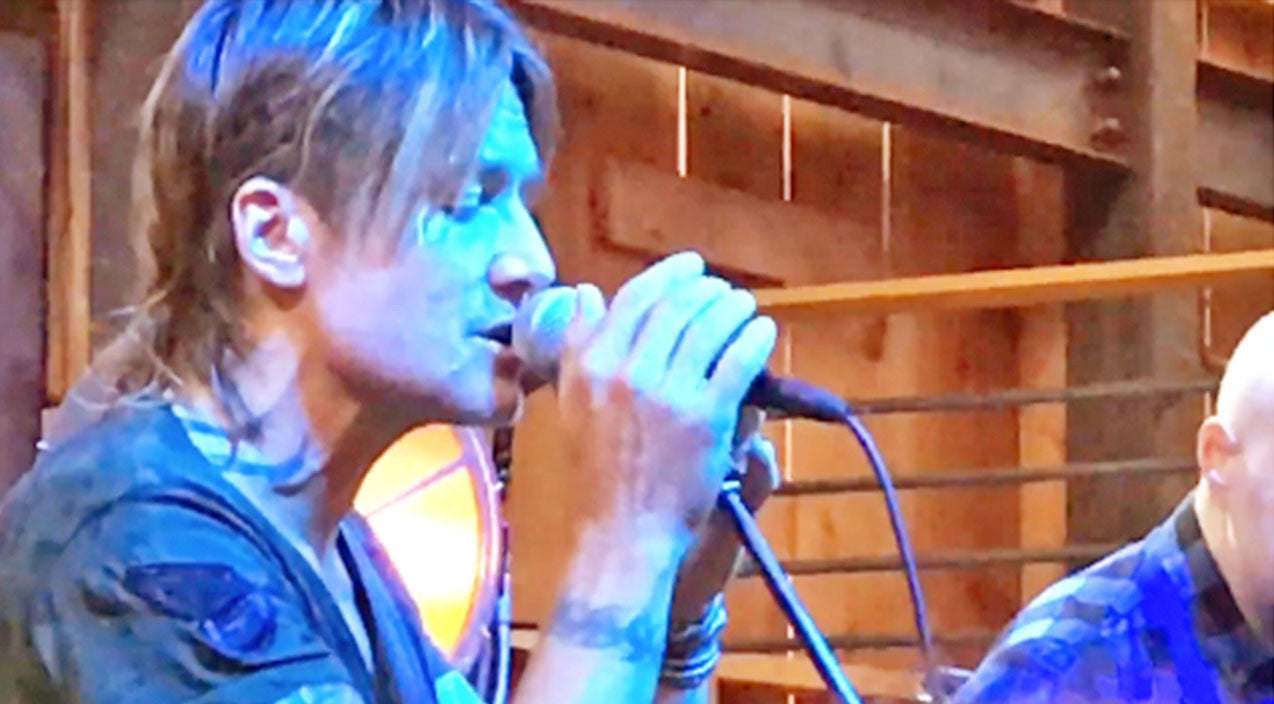 Keith urban Songs | Keith Urban Performs Song Inspired By His Late Father | Country Music Videos