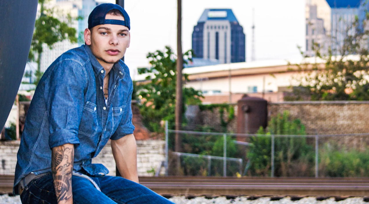 Kane brown Songs | All Aboard The 'Kane Train': Watch Out For Country Music's Hottest Artist In 2016 | Country Music Videos