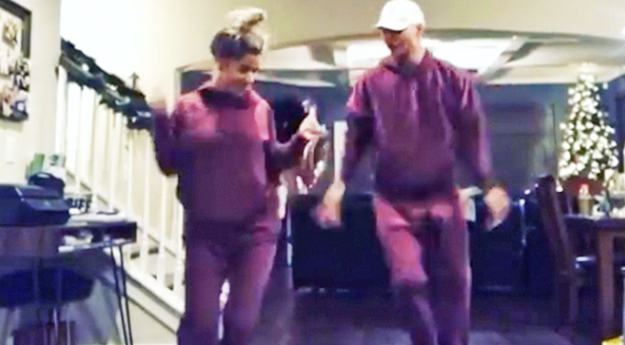 Katelyn jae Songs | Kane Brown & His Fiancée Rock Matching Outfits & Show Off Their Best Dance Moves | Country Music Videos