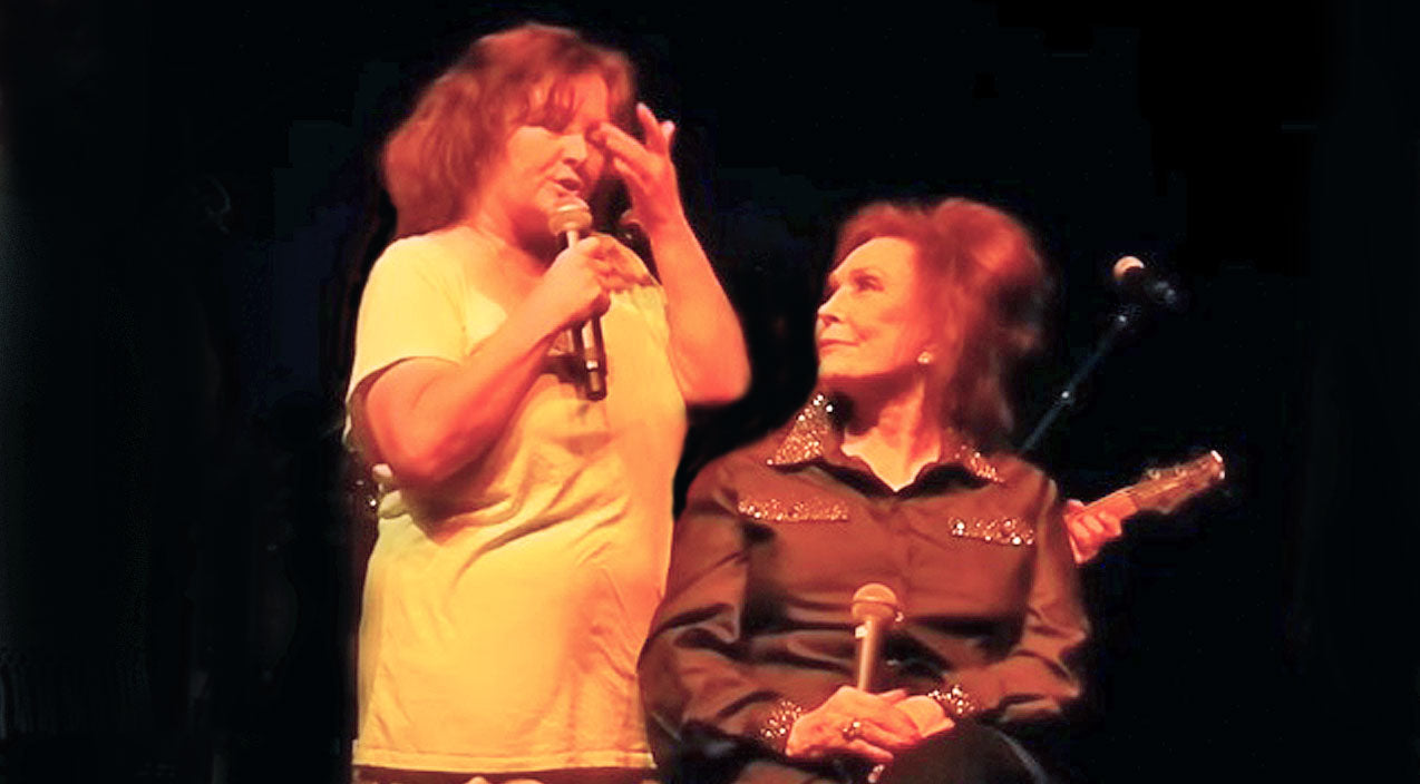 Loretta lynn Songs | Conway Twitty's Daughter Fights Back Tears While Telling Loretta Lynn How Much He 'Loved' Her | Country Music Videos