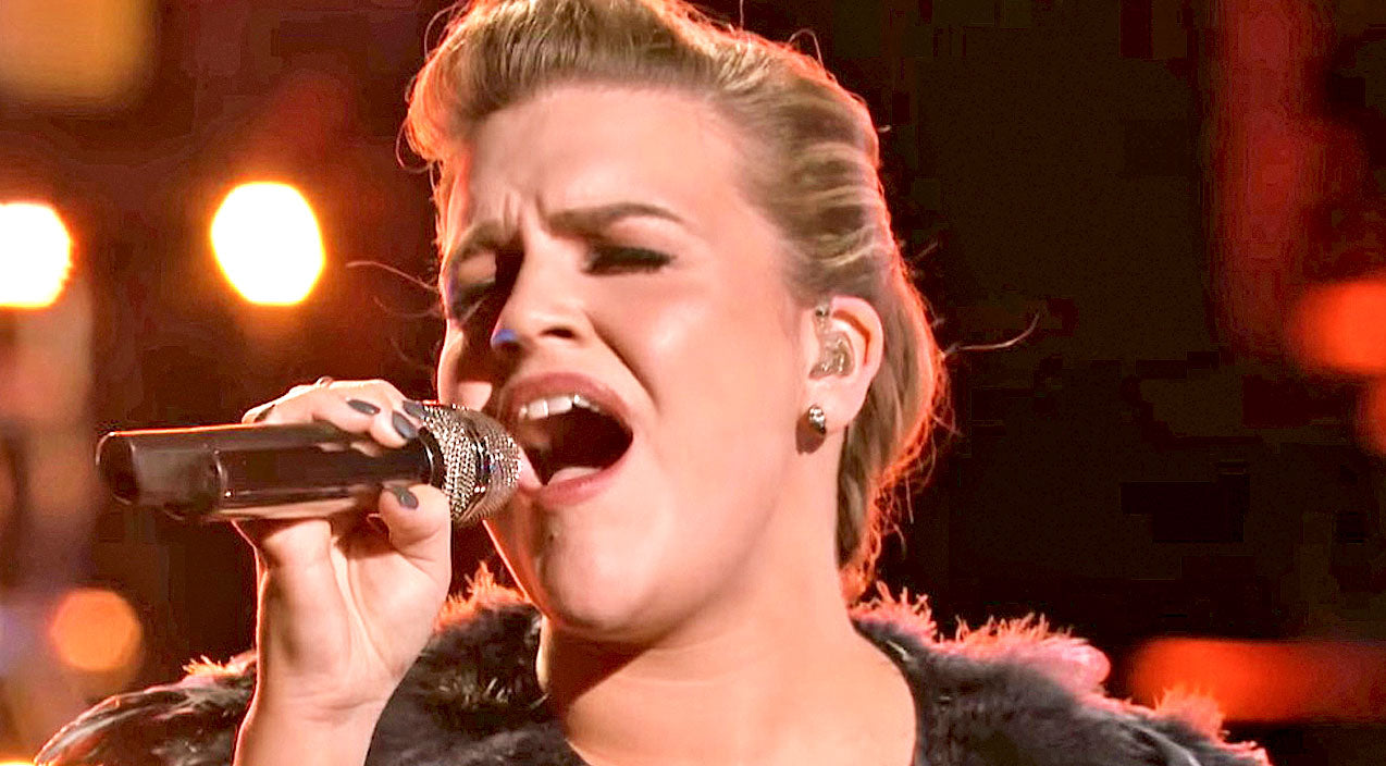 Trisha yearwood Songs   'Voice' Star Brings Blake Shelton To His Feet With Incredible Trisha Yearwood Cover   Country Music Videos
