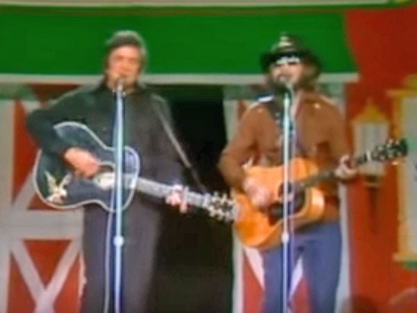 7 Phenomenal Times Hank Williams Jr. Covered His Late Father, Hank Williams (2/7) | Country Music Videos