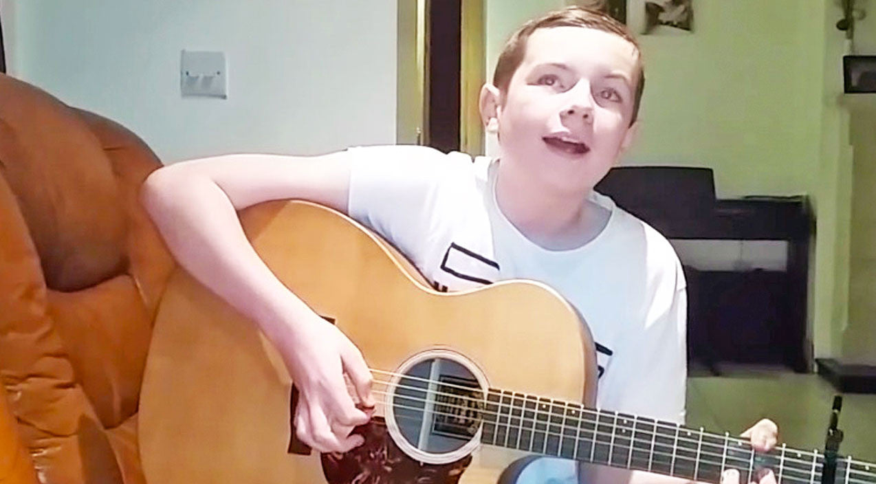 Modern country Songs | Young Irish Boy Steals Hearts With Sugary Sweet Rendition Of 'When I Said I Do' | Country Music Videos