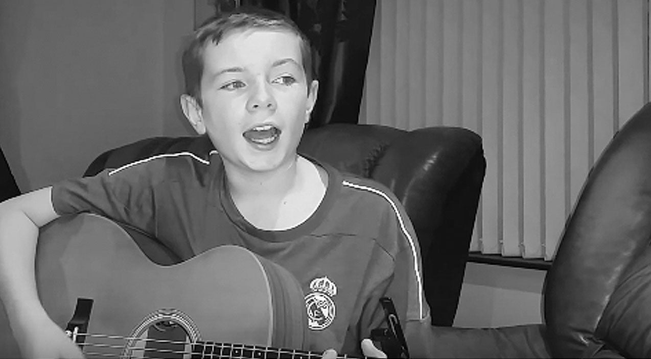 Merle haggard Songs | Young Irish Boy Delivers Phenomenal Rendition Of Merle Haggard's 'Today I Started Loving You Again' | Country Music Videos
