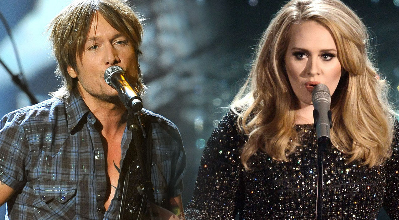Maren morris Songs | Keith Urban & Fellow Singers Deliver Unexpected Cover Of Adele's 'Rolling In The Deep' | Country Music Videos