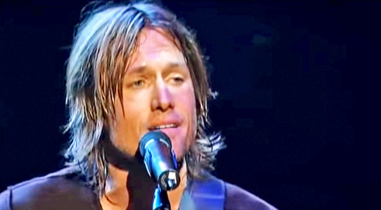 Modern country Songs | Keith Urban Touches Hearts With Tender Rendition Of 'But For The Grace Of God' | Country Music Videos
