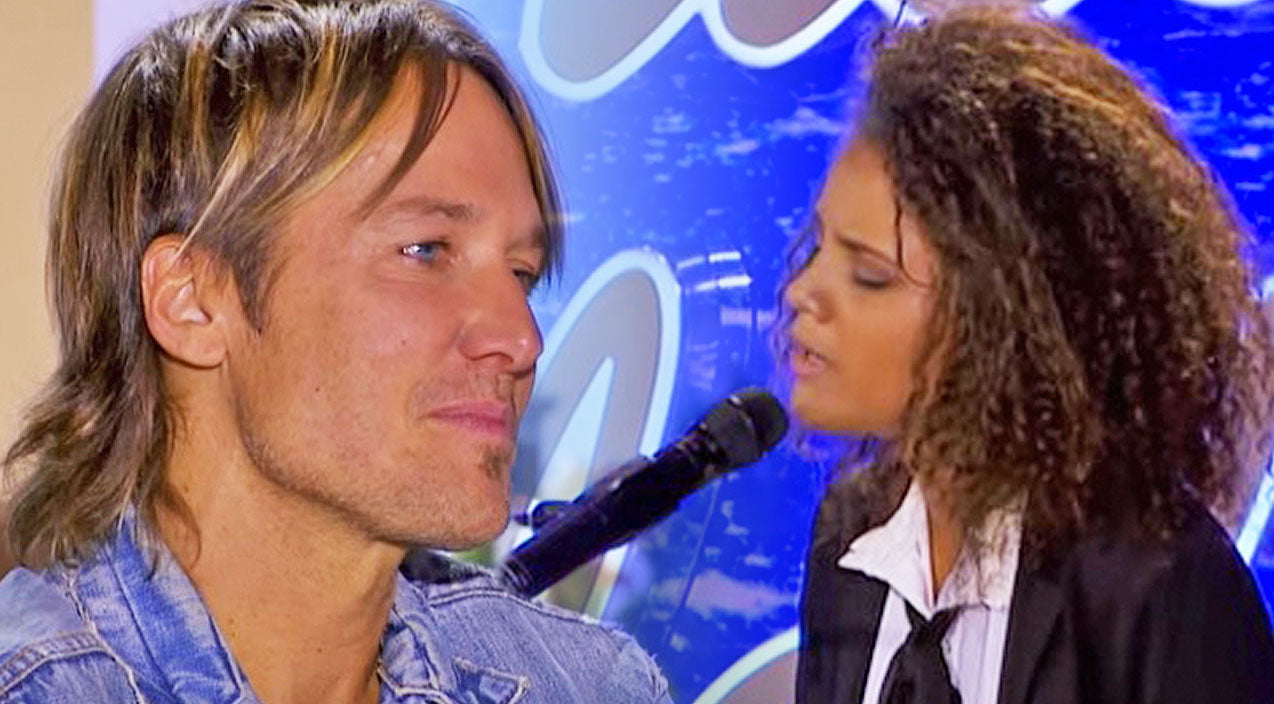 Keith urban Songs | See The 'American Idol' Audition That Moved Keith Urban To Tears | Country Music Videos