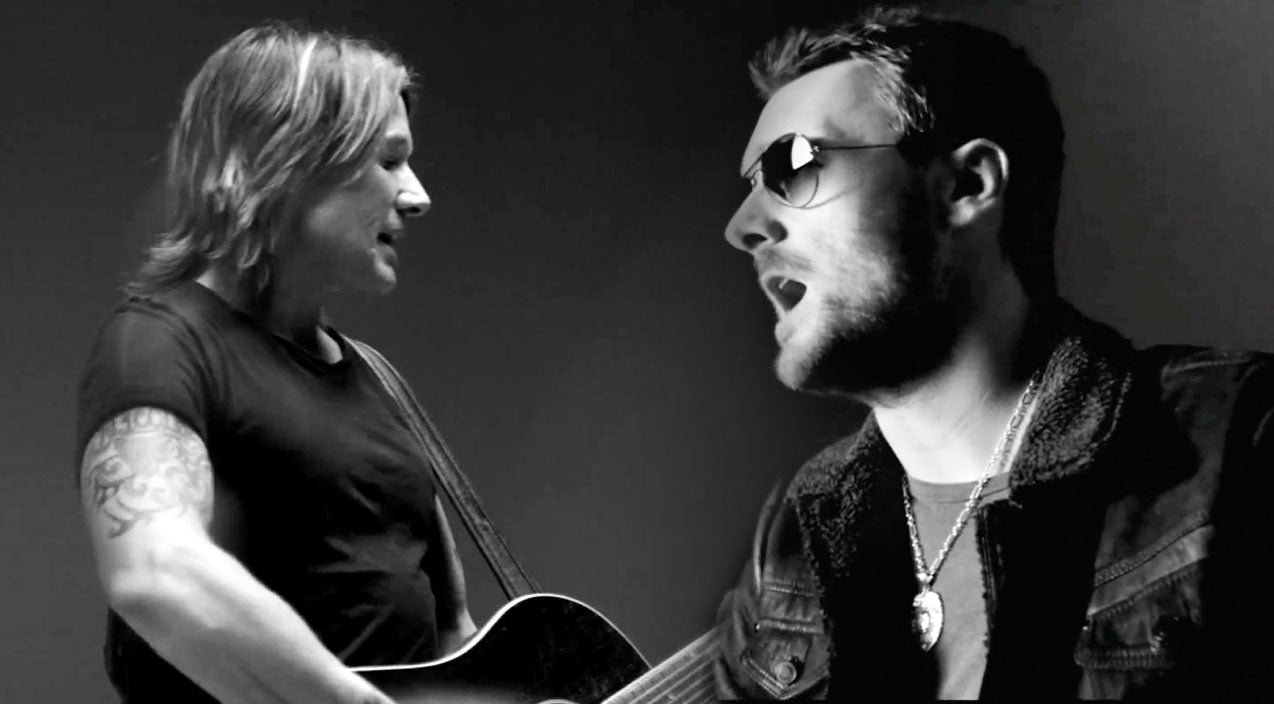 Keith urban Songs | Keith Urban's Uplifting Music Video For 'Raise 'Em Up' (ft. Eric Church) | Country Music Videos