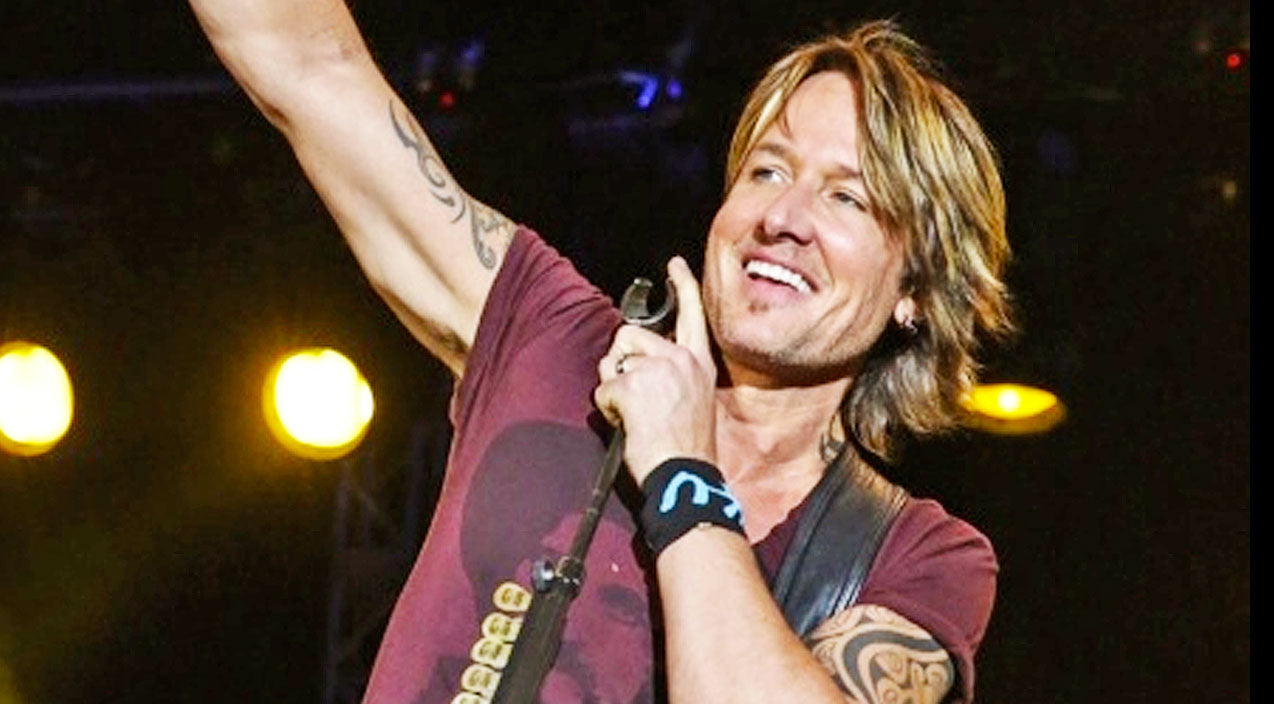 Modern country Songs | Keith Urban Proves The Best Memories Come From 'Wasted Time' In Newly Released Single | Country Music Videos