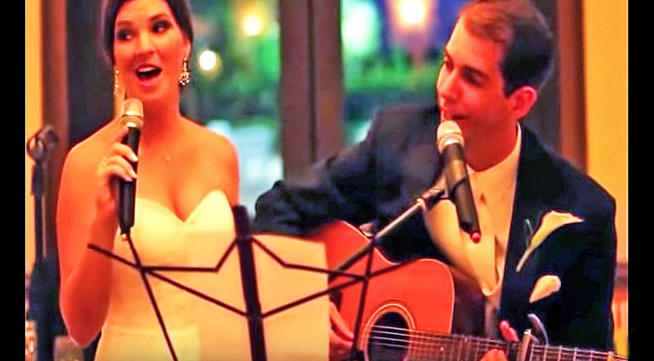 Toby keith Songs | Newlyweds Emotionally Serenade Each Other With Sensational Toby Keith Hit | Country Music Videos