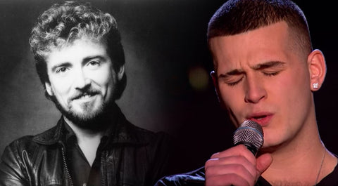 G-Eazy Look-A-Like Shocks 'Voice' Judges With Silky 'Don't Close Your Eyes' Cover | Country Music Videos