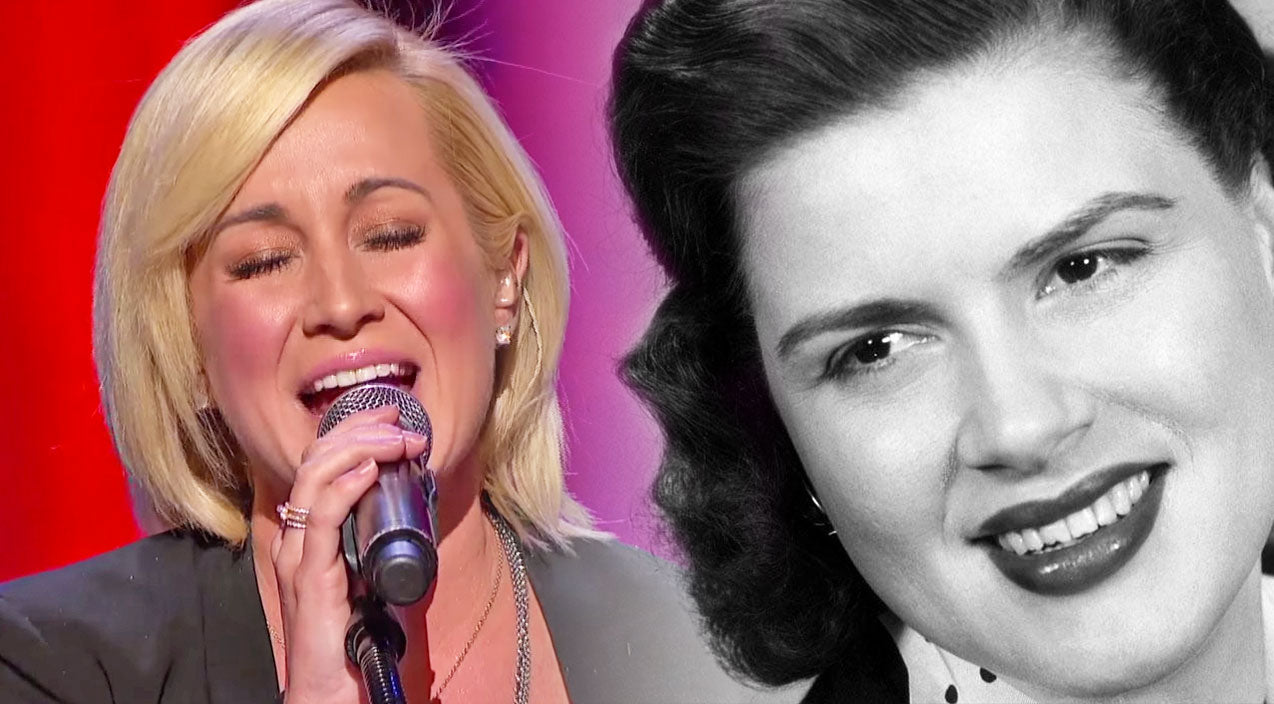 Patsy cline Songs | Kellie Pickler Dazzles with Patsy Cline's 'Walkin' After Midnight' at the Opry | Country Music Videos