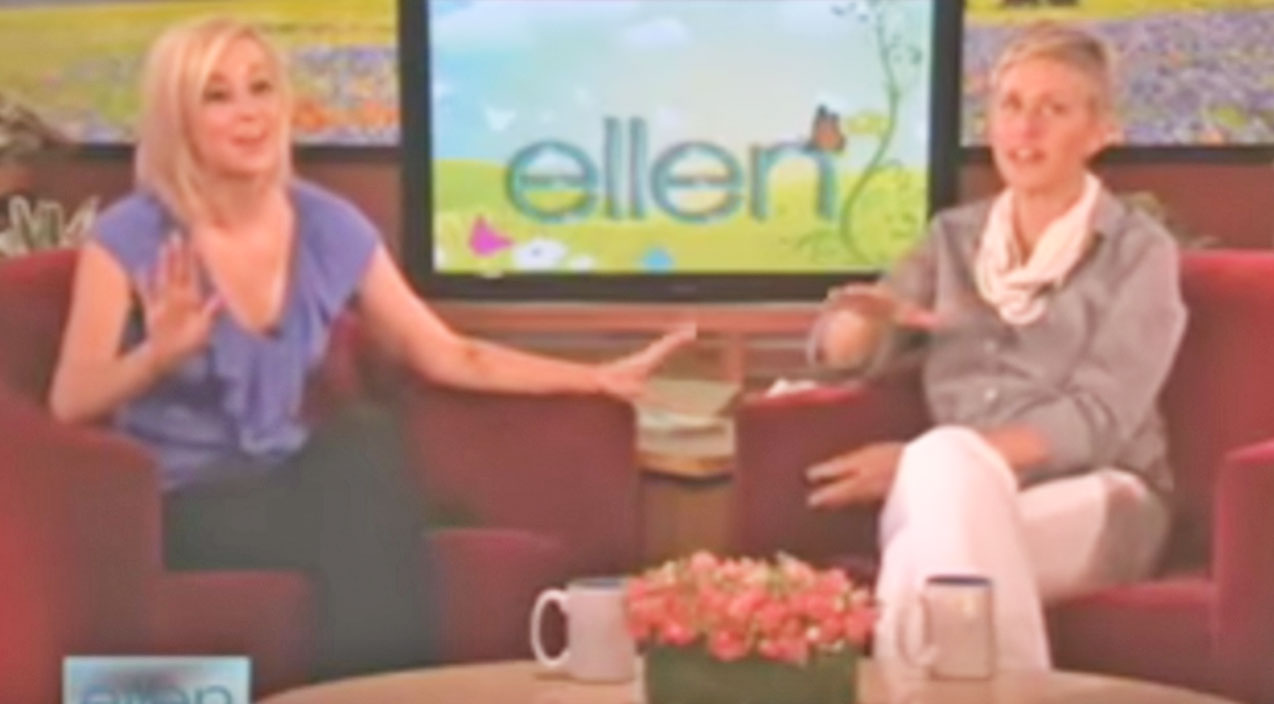 Kellie pickler Songs | Ellen Can't Believe What Kellie Pickler Wants To Do To Clint Eastwood | Country Music Videos