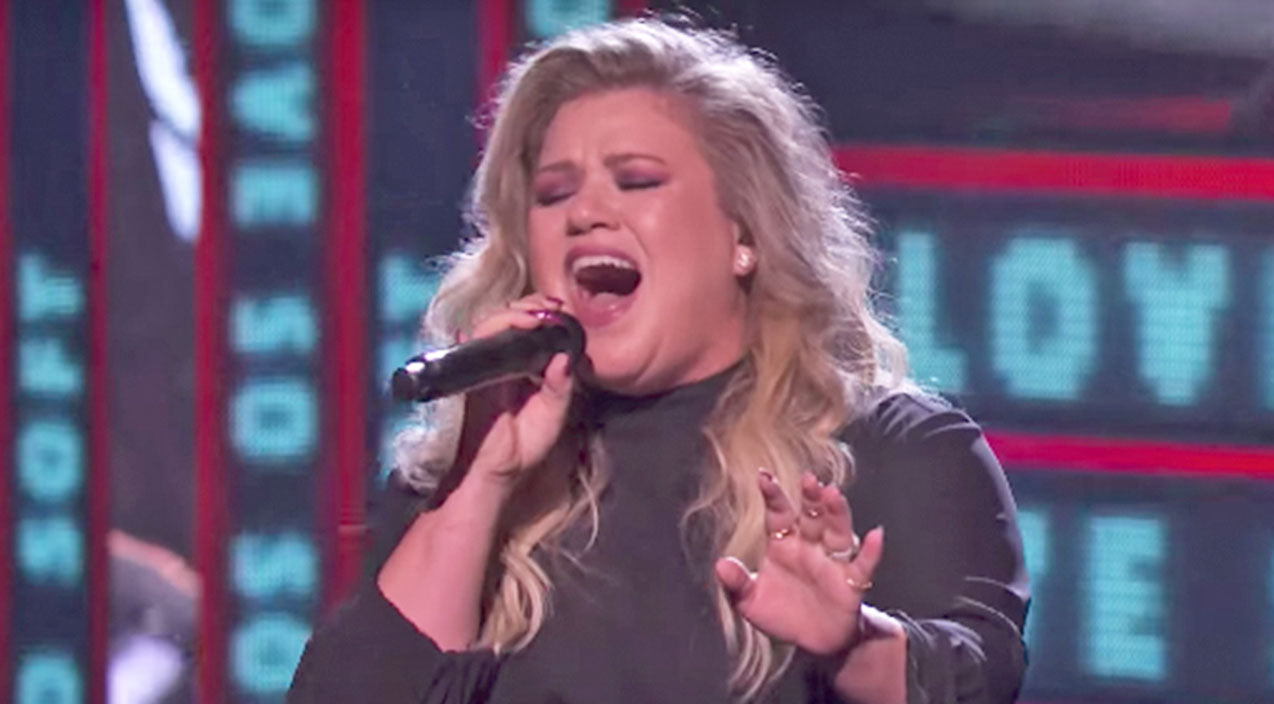 Modern country Songs | Kelly Clarkson Graces 'America's Got Talent' Finale With Flirtatious New Single | Country Music Videos
