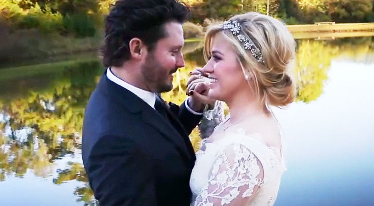 Modern country Songs | Kelly Clarkson Reveals Her Fairytale Love Story With Husband Brandon Blackstock | Country Music Videos