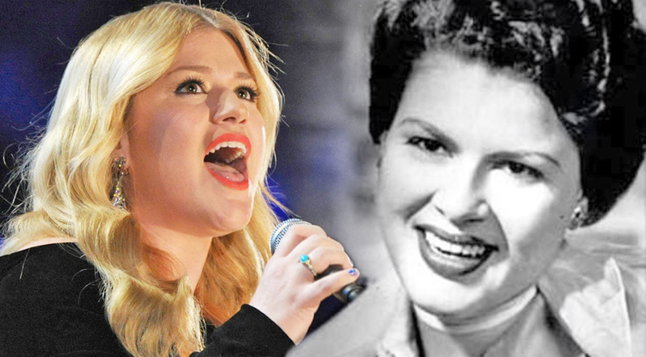 Patsy cline Songs | Kelly Clarkson Performs Soulful Rendition Of Patsy Cline's 'Walkin' After Midnight' | Country Music Videos