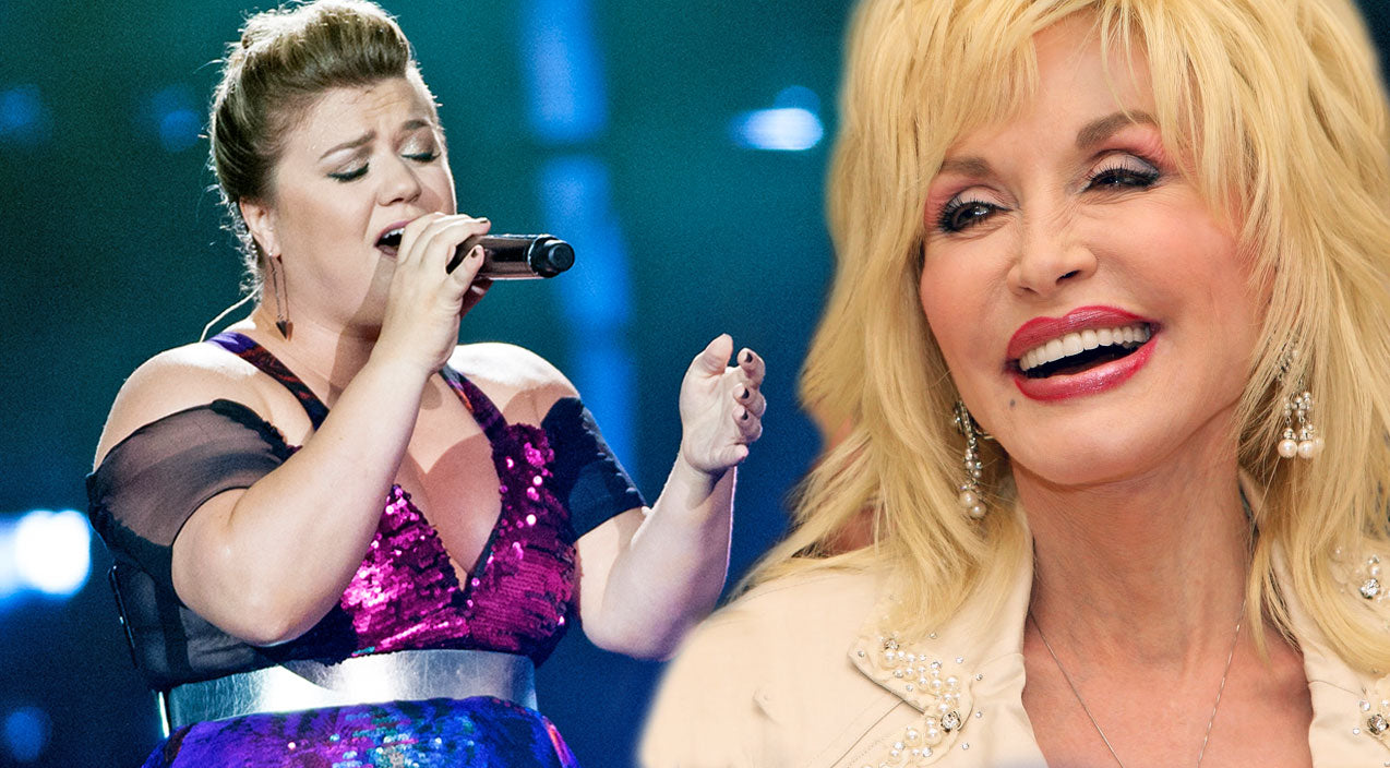 Kelly clarkson Songs | Kelly Clarkson Performs Emotional Rendition Of The Dolly Parton Classic