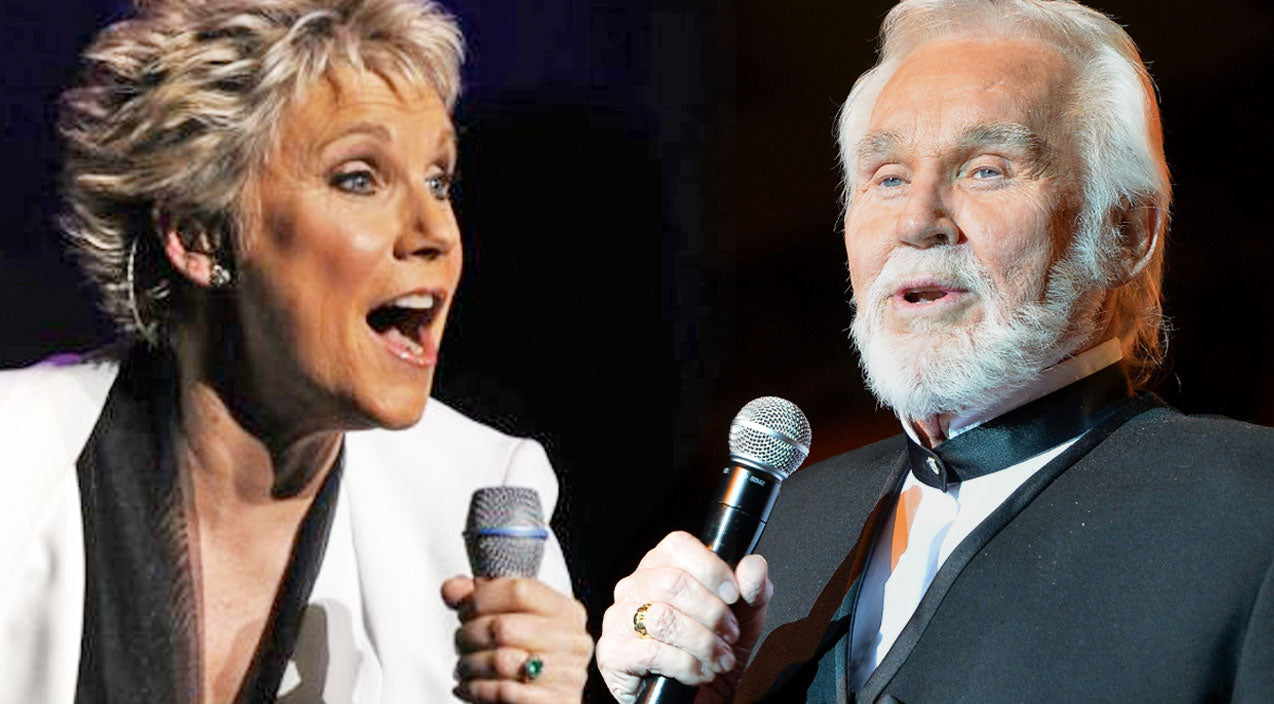 Kenny rogers Songs | Kenny Rogers and Anne Murray's Heartbreaking Love Song Will Pull At Your Heartstrings | Country Music Videos