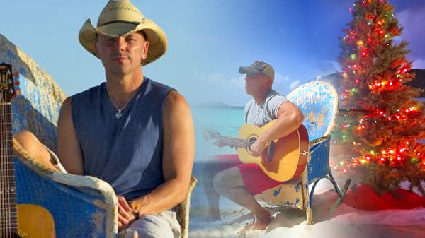 Kenny chesney Songs | Kenny Chesney - Christmas in Blue Chair Bay | Country Music Videos
