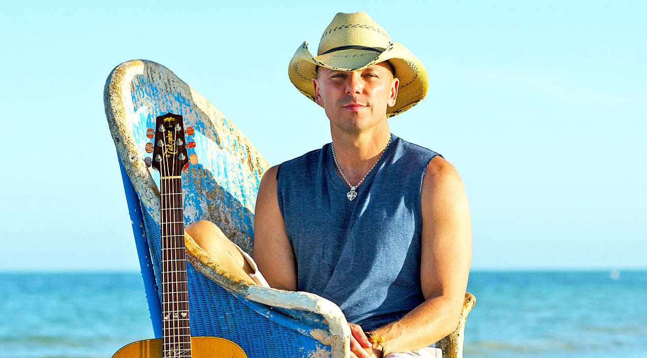 Kenny chesney Songs | 'Guitars And Tiki Bars': Turn Up The Heat With Kenny Chesney's Top 3 Beach Songs | Country Music Videos