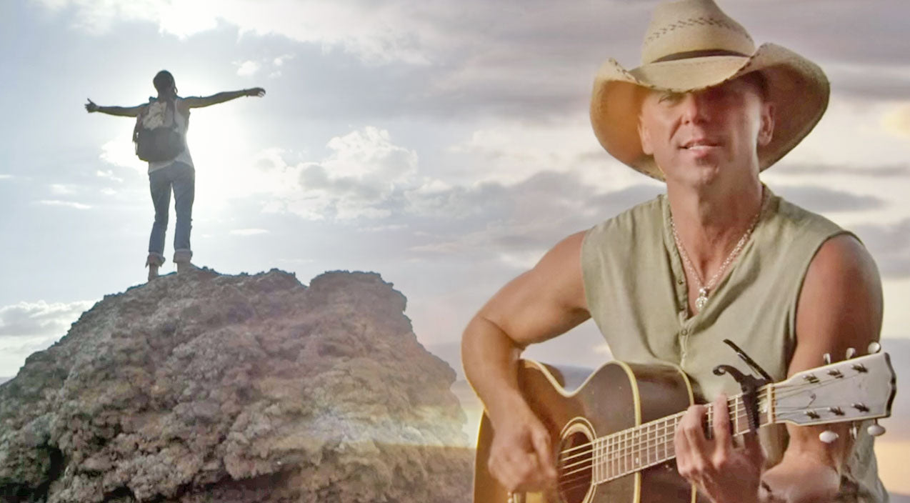 Kenny chesney Songs | Kenny Chesney's Free-Spirited Music Video For 'Wild Child' Will Have Y'all Dreaming Of Adventure! | Country Music Videos