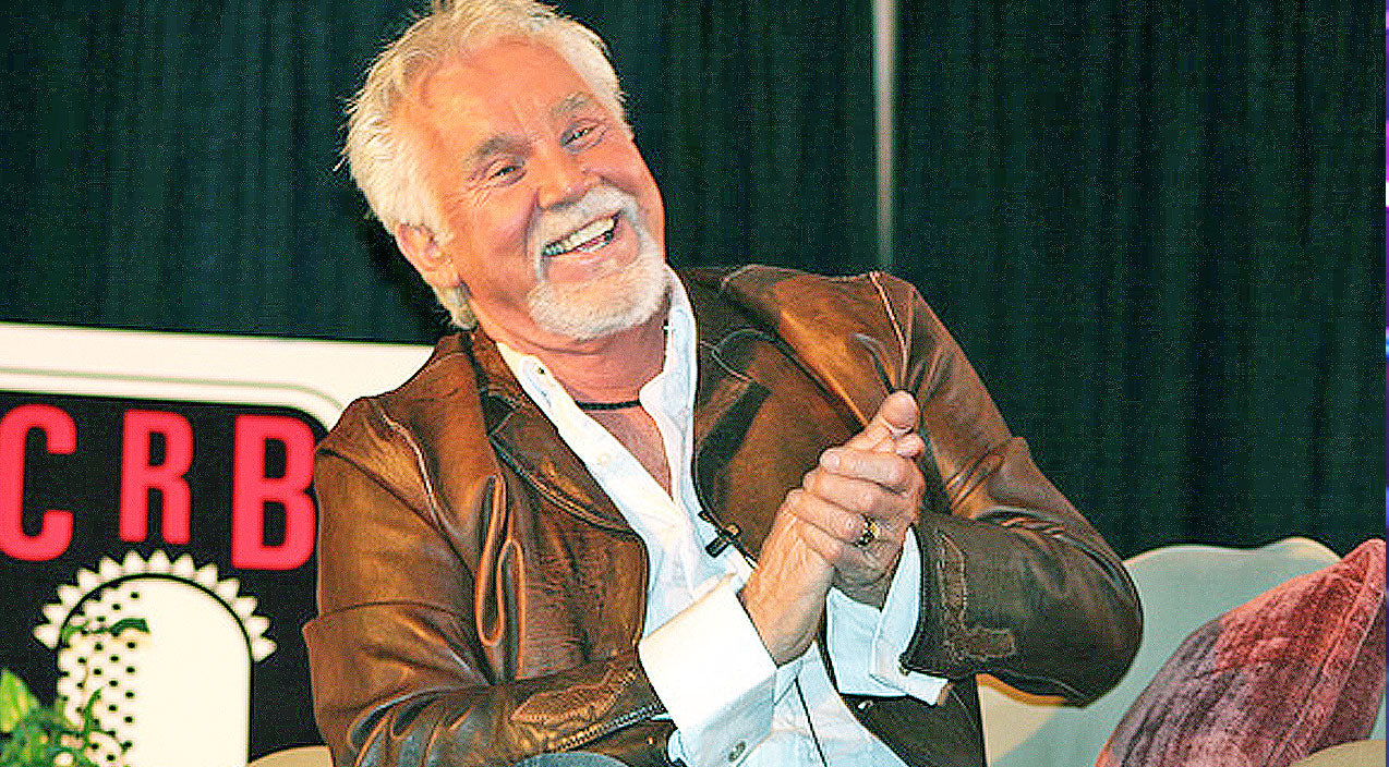 Kenny rogers Songs | Kenny Rogers Reveals His Three Keys To Happiness | Country Music Videos