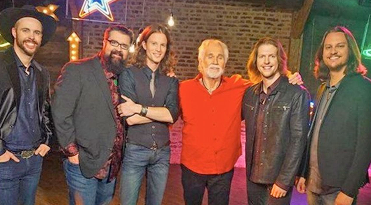 Kenny rogers Songs | Home Free Forced To Cancel TV Appearance With Kenny Rogers | Country Music Videos