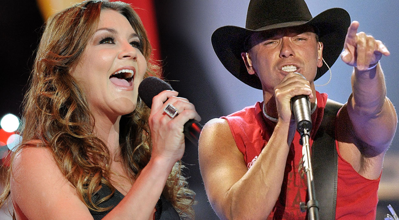 Kenny chesney Songs | Kenny Chesney and Gretchen Wilson Rock