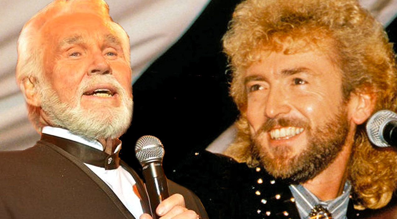 Kenny rogers Songs | Kenny Rogers Honors Keith Whitley With 'There's A New Kid In Town' | Country Music Videos