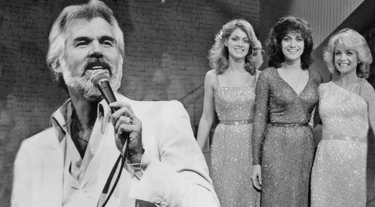 Kenny rogers Songs | Kenny Rogers Serenades The Mandrell Sisters With