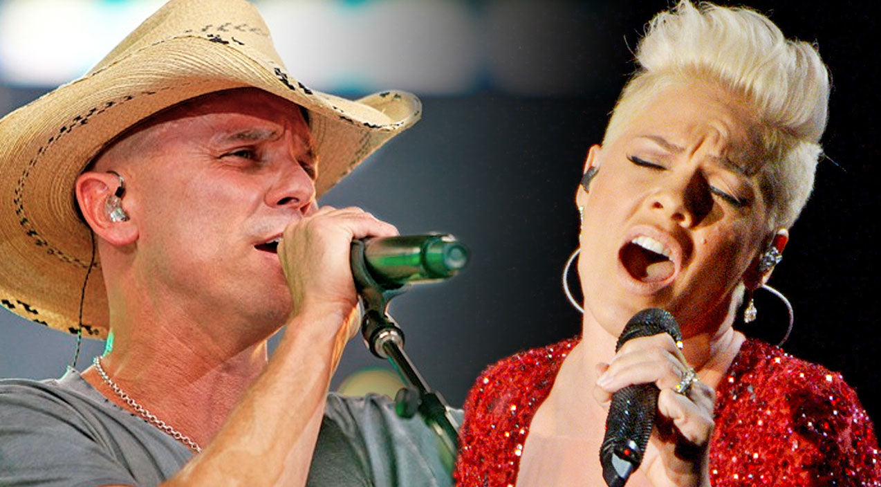 Modern country Songs | Kenny Chesney & P!nk Are 'Setting The World On Fire' With Dazzling New Duet | Country Music Videos