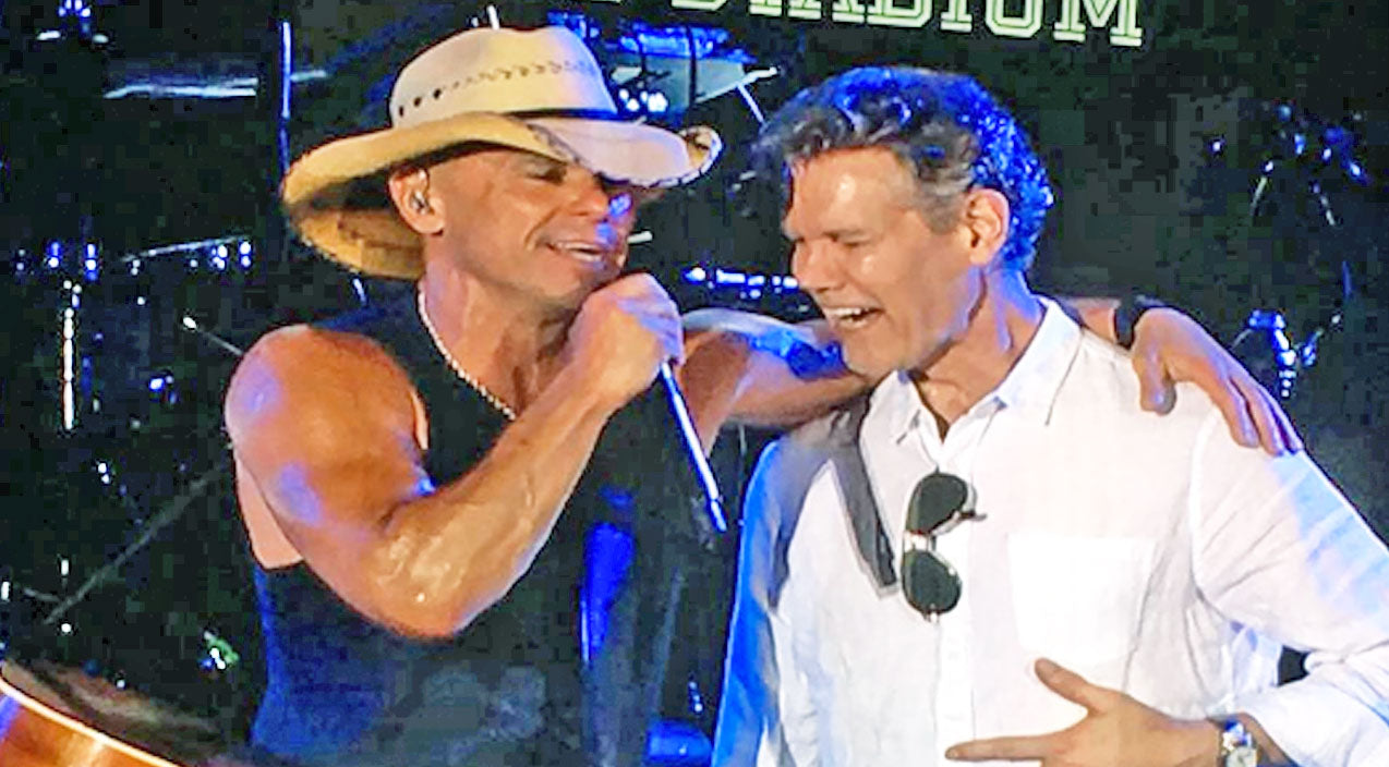 Randy travis Songs | Kenny Chesney SHOCKS Audience When He Brings Randy Travis Onstage For A Duet | Country Music Videos