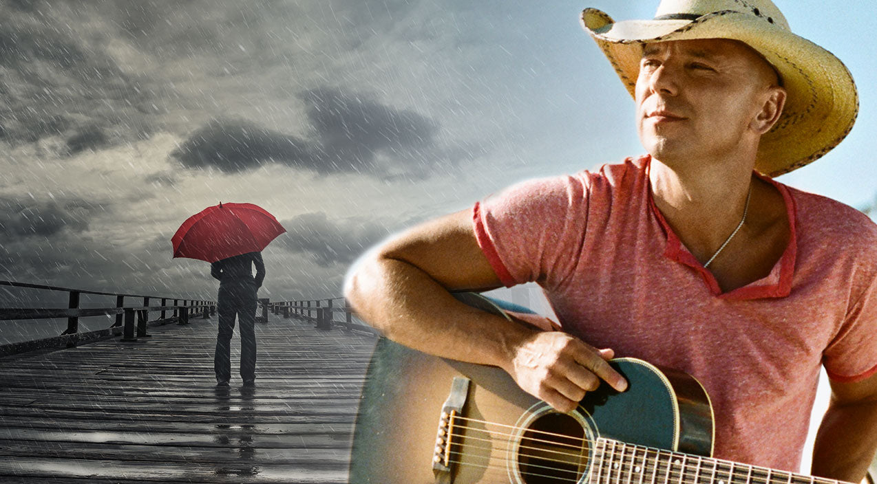 Kenny chesney Songs   Kenny Chesney's 'Save It For A Rainy Day' Will Blow You Away! (VIDEO)   Country Music Videos
