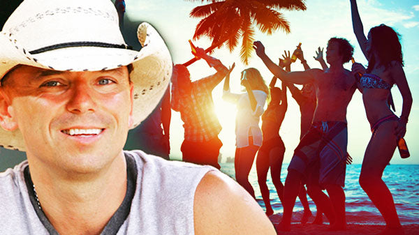 Kenny chesney Songs | Kenny Chesney - Summertime (WATCH) | Country Music Videos