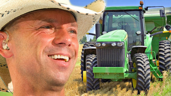 Kenny chesney Songs | Kenny Chesney - She Thinks My Tractor's Sexy (VIDEO) | Country Music Videos