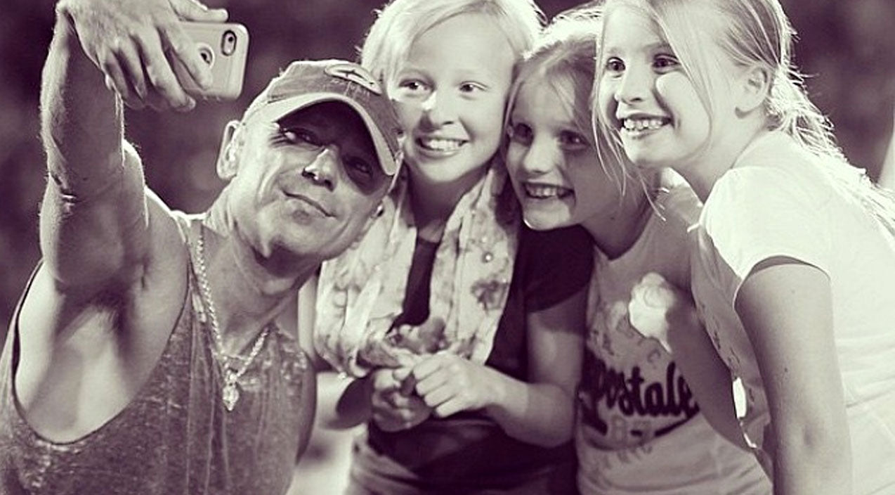 Kenny chesney Songs | You'll Never Believe What Kenny Chesney Did For These Three Young Fans (VIDEO) | Country Music Videos
