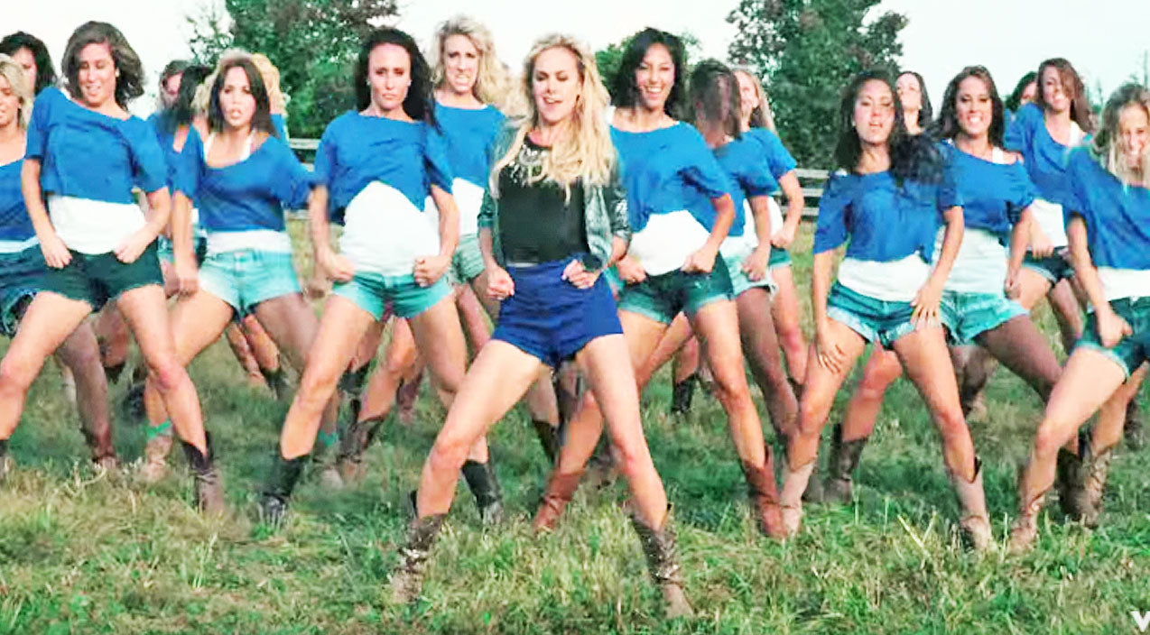 Laura bell bundy Songs | Get 'Kentucky Dirty' With Laura Bell Bundy's Steamy Line Dance | Country Music Videos