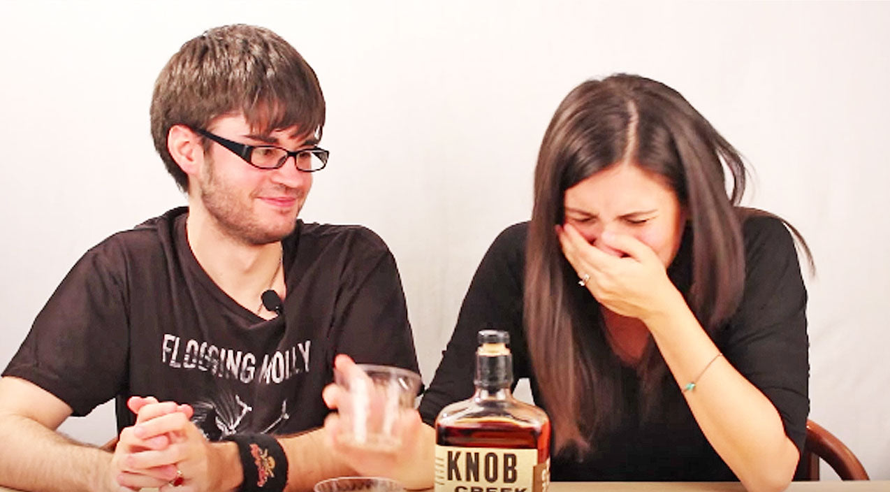 Californians Hysterically Try Kentucky Whiskey For The First Time | Country Music Videos