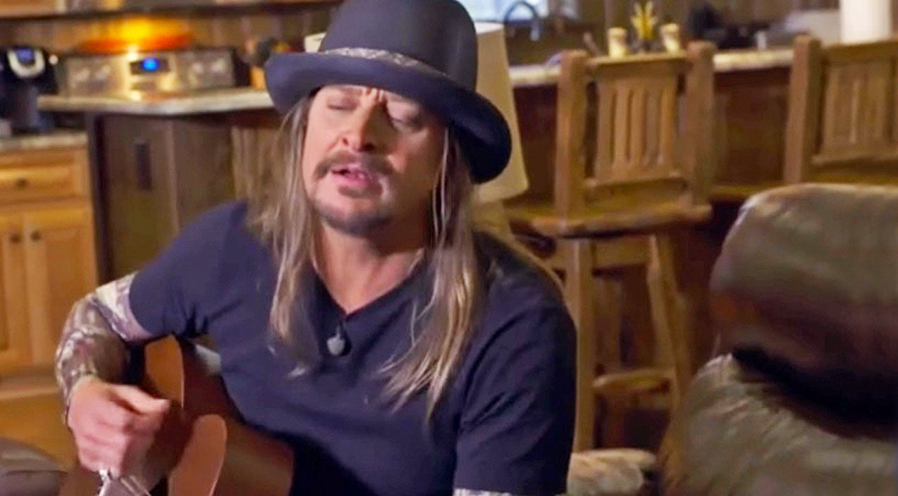 Modern country Songs | Kid Rock Delivers Chills With Emotional Performance Of New Country Song | Country Music Videos